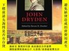 二手書博民逛書店【罕見】 The Cambridge Companion To John DrydenY175576 Stev
