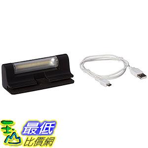 [美國直購] Chatlight 748252168399 直播補光燈 視訊打光器 Video and Selfie LED lighting (black)