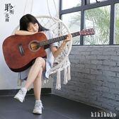 41寸民謠吉他初學者學生男女生學習樂器成人自學入門木吉他通用   XY5734  【KIKIKOKO】TW