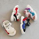 寶寶涼鞋1-3歲男童防滑學步