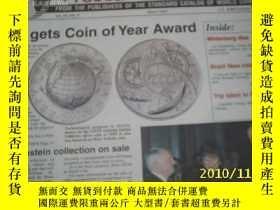 二手書博民逛書店World罕見Coin News(Vol.28,No.3)(Ma