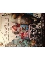 二手書博民逛書店 《The Variation of Animation and Comic Art (Design Stars Boulevard)》 R2Y ISBN:9772070268000