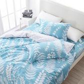 【03940】【夢工場】戀之風景薄床包被套組-- 雙人尺寸 含枕頭套、被套(二組以上限宅配)