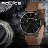 POLICE義大利國際品牌簡約時尚潮流腕錶14922JSU-02原廠公司貨