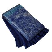 HOLA home 繪藍馬海毛毯
