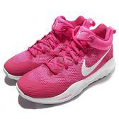 【五折特賣】Nike 籃球鞋 Wmns Zoom Rev EP XDR 粉紅 白 乳癌防治 運動鞋 女鞋【PUMP306】 903562-616