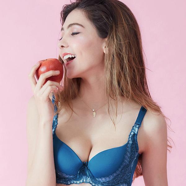 EASY SHOP-美漾情緣 大罩杯B-E罩內衣(明艷藍)
