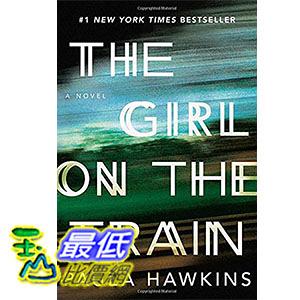 [ 美國直購 2016 暢銷書] The Girl on the Train Hardcover