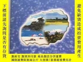 二手書博民逛書店濟州島地圖罕見濟州島觀光指南(韓國)Y279113 濟州觀光局出