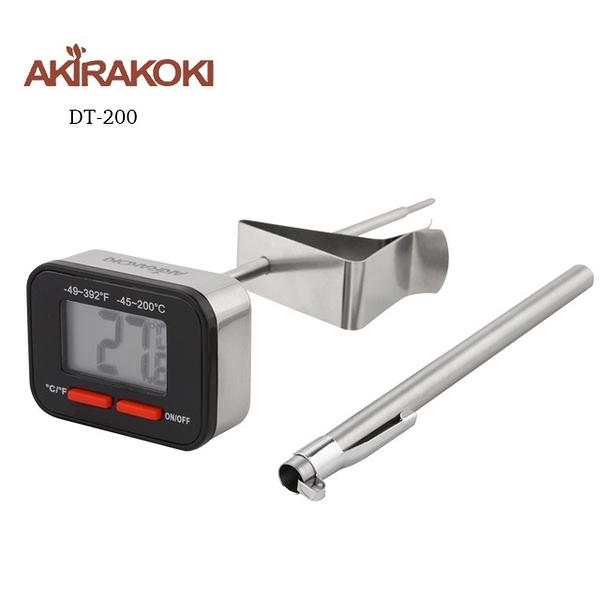金時代書香咖啡 AKIRA 正晃行 數位顯示溫度計 DT-200
