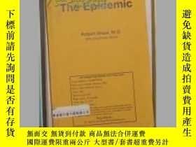 二手書博民逛書店英文原版罕見The Epidemic by Robert Sha