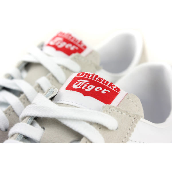 Onitsuka Tiger TIGER CORSAIR 運動鞋 休閒 白色 男女鞋 D7N2L-0141 no275