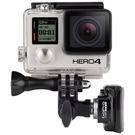 黑熊館 GoPro AHFSM-001安全帽前置+側邊固定座 行車紀錄 多種攝影角度輕鬆拍攝 Hero3 Hero4