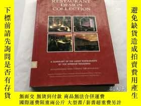 二手書博民逛書店英文原版書罕見Tokyo Restaurant Design Collection: A Summary of t