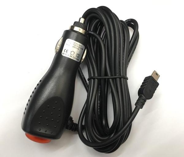 帶電源開關 車充線5v USB接頭行車記錄器車充線 衛星導航車充線 mini usb車充線