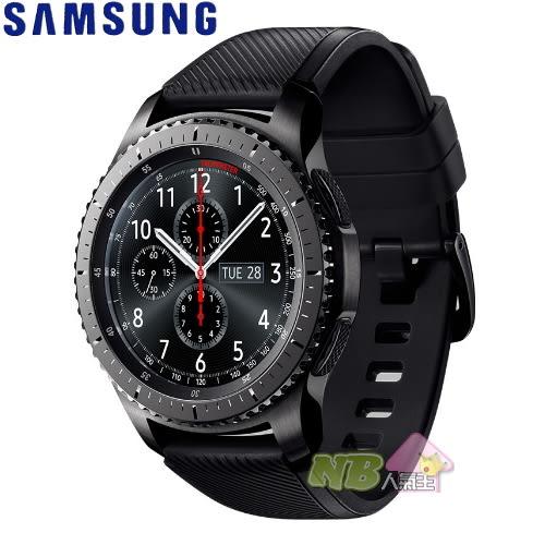 三星 Samsung Gear S3 Frontier 智慧型手錶▼送原廠錶帶+Samsung&飛狼側背包▼