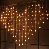 婚房佈置 人氣憶爍LED彩燈求婚房佈置浪漫生日驚喜禮物愛心創意紫色裝飾燈【美物居家館】