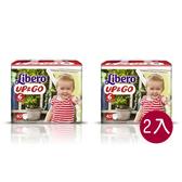 麗貝樂 Libero 褲型紙尿褲(拉拉褲)(敢動褲)XL 6號-40片(2包)