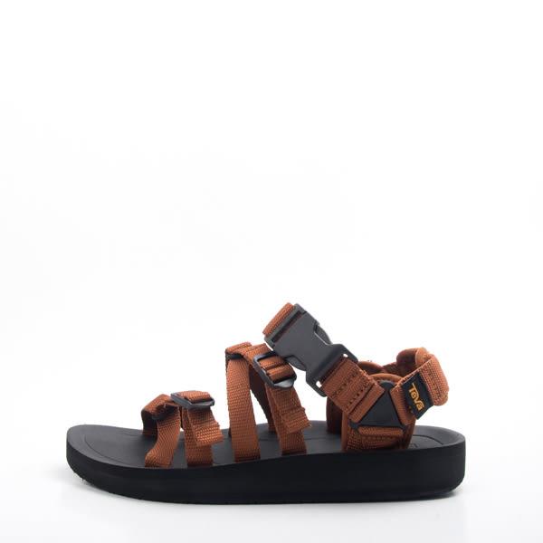 TEVA  男 Alp Premier 機能運動涼鞋-焦糖色 1015200CARM