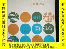 二手書博民逛書店Exercises罕見on English Prepositions & AdverbsY16149