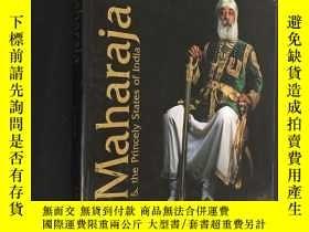 二手書博民逛書店The罕見Maharaja the Princely State