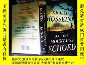 二手書博民逛書店And罕見the Mountains Echoed .Y1674