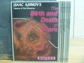 【書寶二手書T8/少年童書_REP】神奇宇宙-星球的生與死_今日的天文學_天文學研究計畫等_6本合售