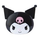 【震撼精品百貨】My Melody_美樂蒂~Sanrio 酷洛米隨身造型鏡梳組-黑大頭#67484