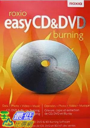 [106美國直購] 2017美國暢銷軟體 Easy Cd and Dvd Burning