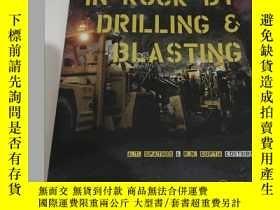 二手書博民逛書店tunnelling罕見in rock by drilling