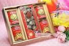 一定要幸福哦~特選香菇海仙貝蘑菇罐頭禮盒~-男方訂婚12禮、結婚用品、六禮、十二禮