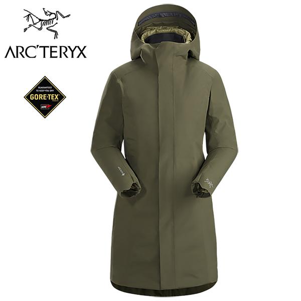 Arc'teryx 始祖鳥 GORE-TEX® Durant 防水化纖外套 森林綠 女款 #18156