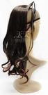 【頭髮增長】002綁式(一片)微捲假髮片 50cm 2/33號 [28553]
