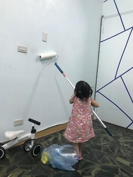 【dHSHOP】長柄刷具 天花板快速塗刷 牆面塗刷