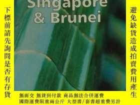 二手書博民逛書店◇英文原版書罕見Lonely Planet Malaysia,S