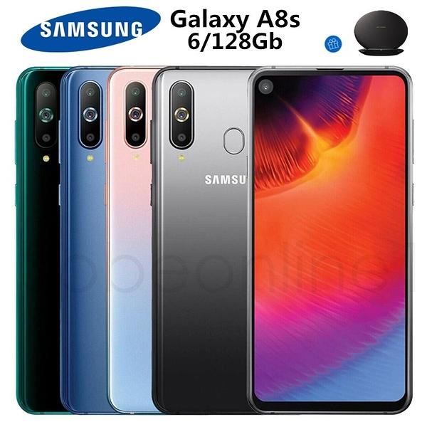 全新未拆SAMSUNG Galaxy A8s (6G/128G) 6.4吋雙卡雙待 夢幻主題 全螢幕手機