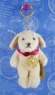 【震撼精品百貨】日本日式精品_狗DOG~絨毛鎖圈-星座系列-山羊