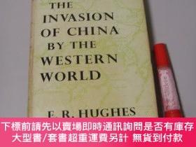 二手書博民逛書店入侵中國的西方罕見Invasion of China by the Western WorldY252079