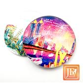 JB Design 玻璃磁鐵382_ 高雄燈火