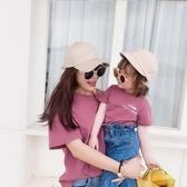 童裝創意小動物親子裝夏季短袖T恤