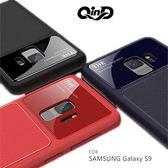 Samsung Galaxy S9 / S9+ QinD 爵士玻璃手機殼 保護套 TPU 背蓋 保護殼 手機殼 軟殼 背殼 殼