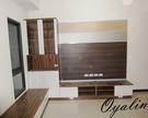 【歐雅 系統家具 】電視牆結合窗邊櫃