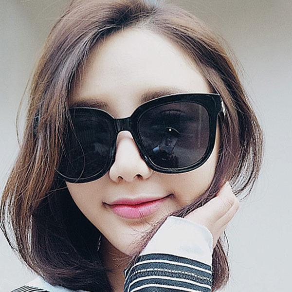 太陽眼鏡 時尚韓國方框五角星鏡腿太陽眼鏡【O3306】☆雙兒網☆