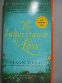 【書寶二手書T7/原文小說_OSX】The Inheritance of Loss_DESAI, KIRAN