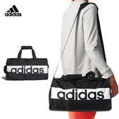 Adidas Lin Per Tb S 黑 手提包 愛迪達 健身側背包 休閒 運動 旅行 健身包 慢跑 旅行包 S99954