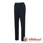 【wildland 荒野】女 彈性輕薄抗UV長褲『鐵灰色』0A61301 戶外 登山 休閒 雙向彈性褲