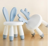 兒童凳子靠背椅塑料加厚