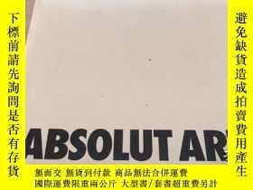 二手書博民逛書店ABSOLUT罕見ARTY321203 PUBLISHED BY Y&S YIN & SPRI