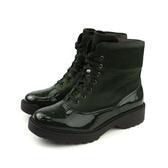 Kimo 短靴 墨綠色 女鞋 K17WF119031 no783