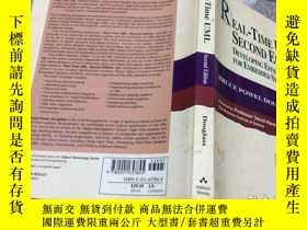 二手書博民逛書店REAL-TIME罕見UML SECOND EDITIONY15